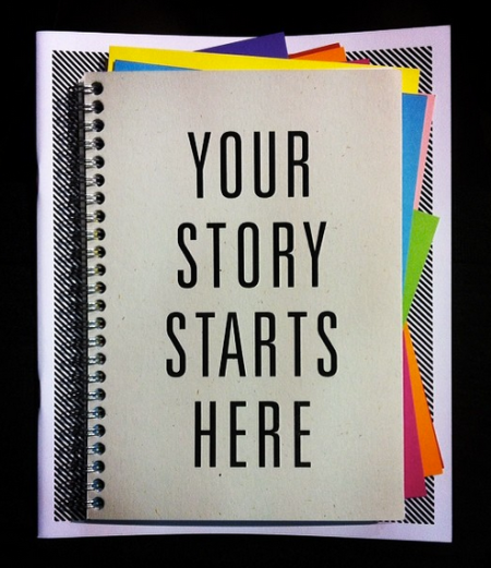 The Story 2014 Notebook