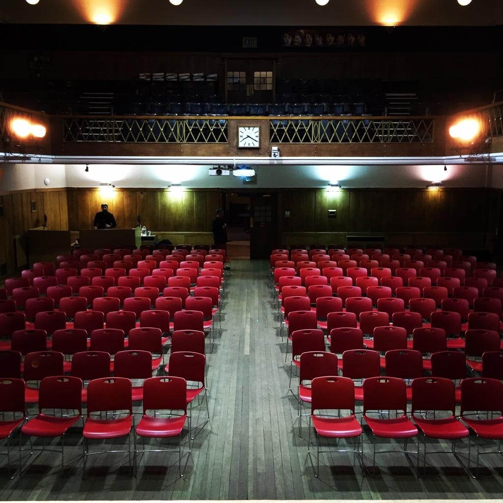 The Story 2015 at Conway Hall by Matt Locke